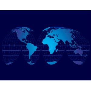 Backdrop world map 20 rentals for vancouver events bold event backdrop world map 32 gumiabroncs Choice Image